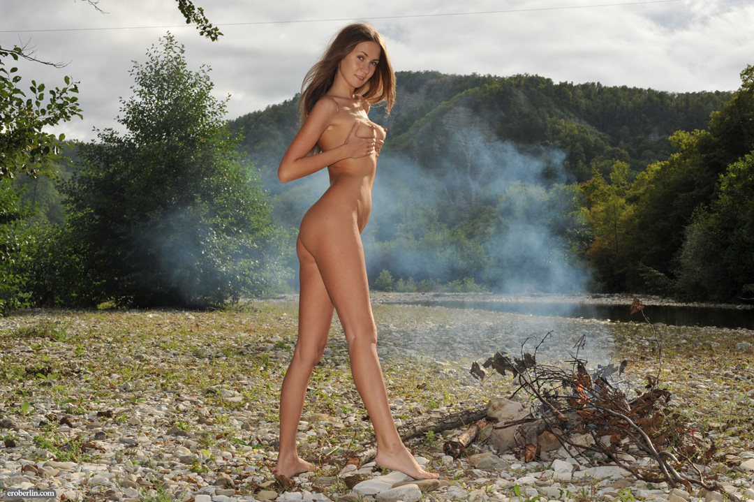 Russian Nude Outdoors X-Art 1