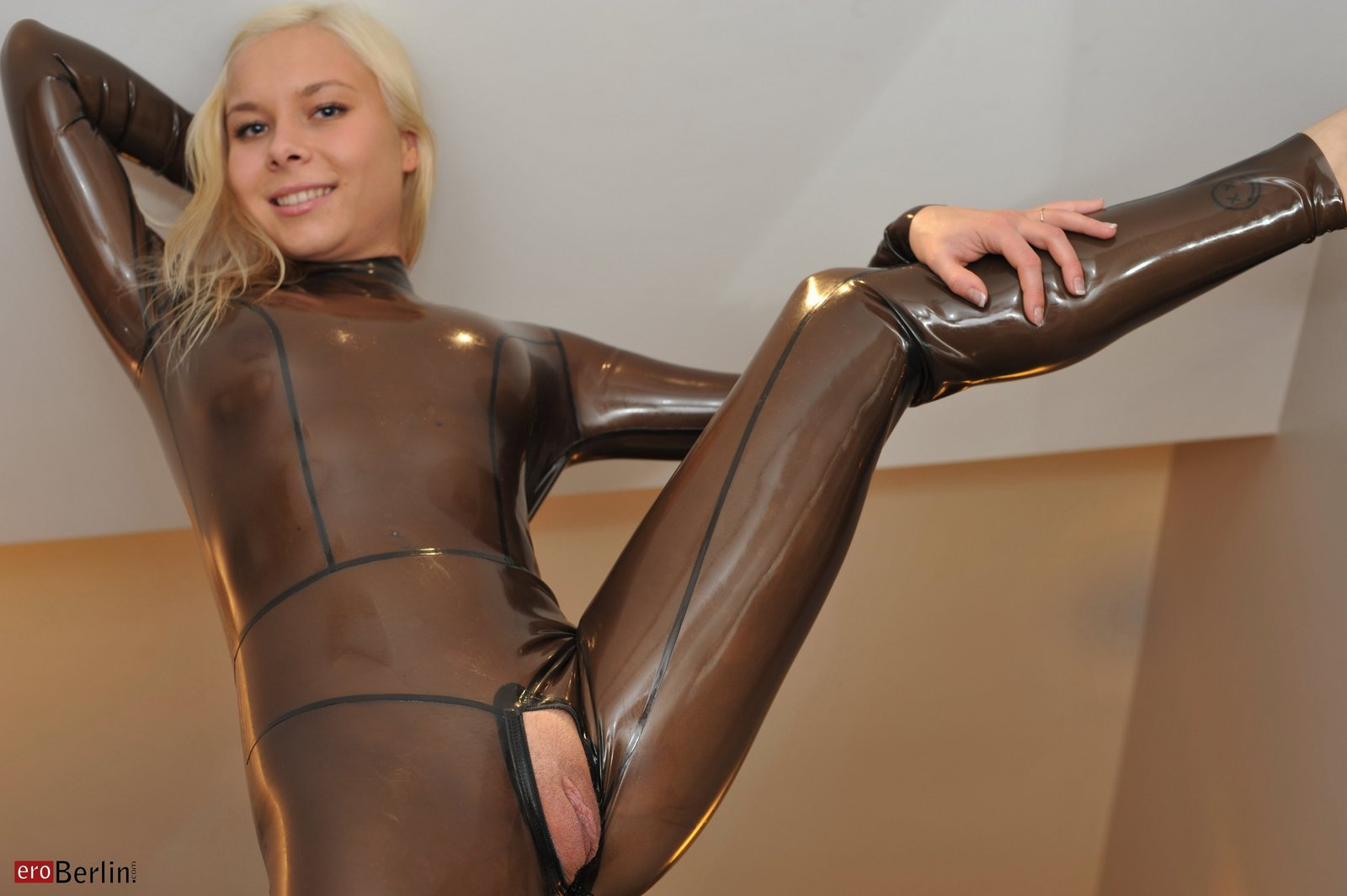 hot latex bondage
